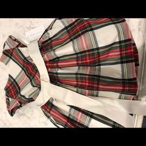411e75121 Ralph Lauren Dresses - Ralph Lauren Tartan Taffeta Dress   Bloomer NWT